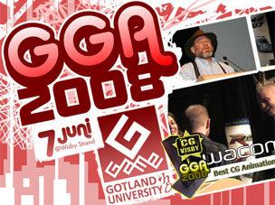Gotland Game Awards 2008