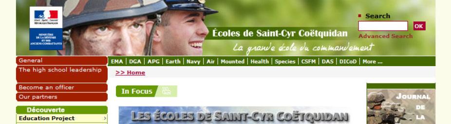 Eric Jacopin (Military School of Saint-Cyr)