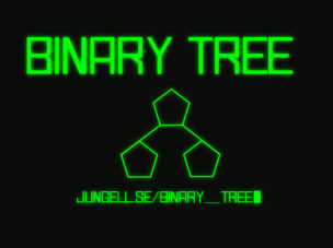 Binary Tree – Sentience