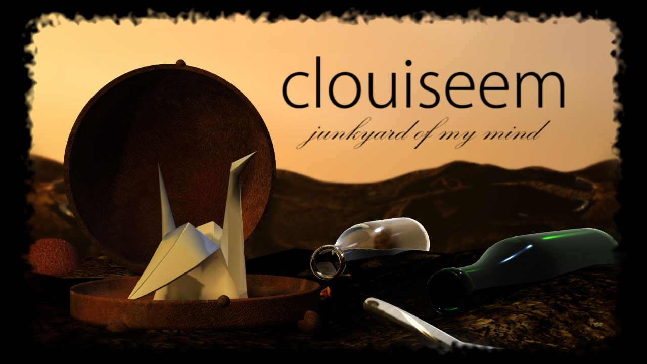 Clouiseem – Junkyard of my mind