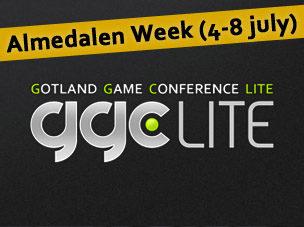 GGC Lite during Almedalen Week