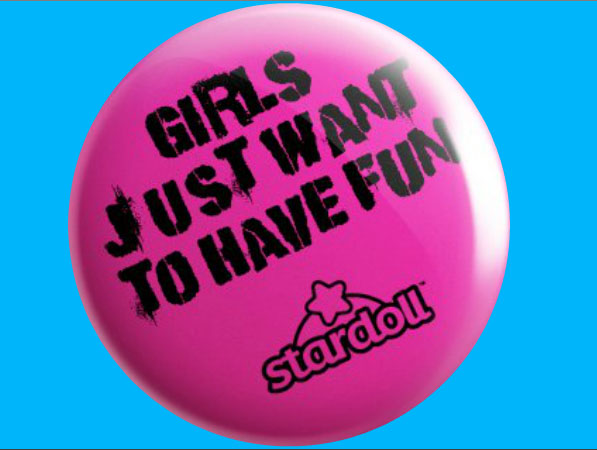 Girls Just Want To Have Fun, presented by Stardoll