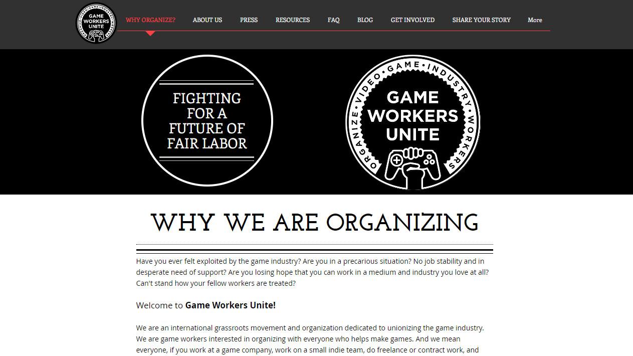 gameworkersunite.org